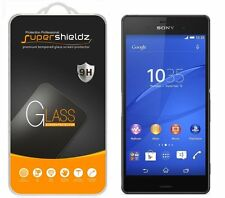 Supershieldz Tempered Glass Screen Protector Saver Shield For Sony Xperia Z3
