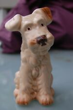 More details for vintage sylvac terrier dog shape 1378. good condition.