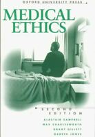 Very Good, Medical Ethics, Campbell, Alastair, Paperback