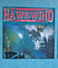 Hawkwind – Space London 1972-rare silver cd import 1994