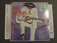 THE LONESOME SOUND OF HANK WILLIAMS 1960 MONO LP IN SHRINK E3803