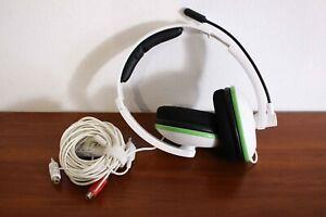 Turtle Beach head set for Xbox 360 Ear Force XL 1 White