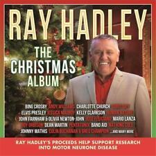 RAY HADLEY The Christmas Album 2CD NEW Bing Crosby Doris Day Pentatonix Band Aid