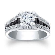 Jewelry White Sapphire Rings Size 6 Fashion 925 Silver Wedding Rings Women