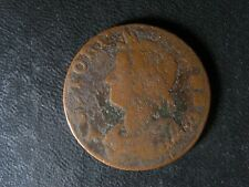 Halfpenny ND Connecticut USA Colonial US cent copper Auctori Connect