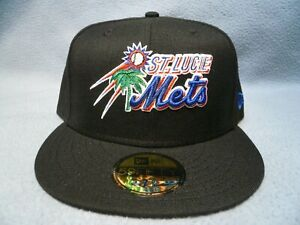 New Era 59fifty St. Lucie Mets Hometown Collection BRAND NEW Fitted cap hat MiLB