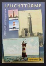 GERMANY SK CARD 2004 LIGHTHOUSES LIGHTHOUSE /u26