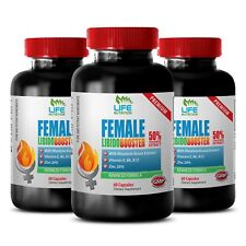 female libido - FEMALE LIBIDO BOOSTER 3B - female dietary supplement natural wel