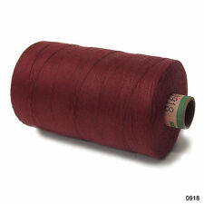 Amann 100% Polyester Core-Spun Sewing Thread  Sabac 80 1000M Color 0918 Durable
