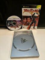 Soul Calibur 2 Disc And Manual only Original Xbox Game