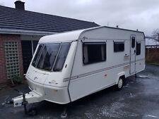 Elddis Crown Sceptre 5 Berth Touring Caravan 1998