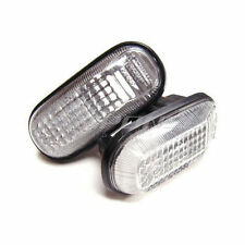 OEM Honda 00-09 S2000 AP1 AP2 Clear Side Markers Lenses Lights Set Genuine