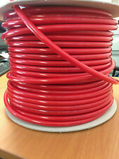 10m John Guest® 12mm Red Tube LLDPE Caravan/Motorhome Water Pipe
