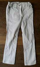 Pantalon Slim Fit Jean Blanc CYRILLUS 5 ans