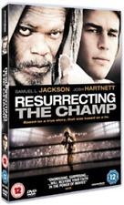 Samuel L. Jackson, Josh Har...-Resurrecting the Champ  DVD NUOVO