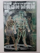 THE INVINCIBLE IRON MAN #500 (2011) MARVEL COMICS GIANT-SIZE ANNIVERSARY ISSUE!