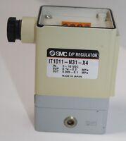 SMC IT1011-N31-X4, E/P Regulator untested free shipping