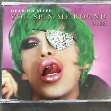 Dead or Alive You spin me round 2003-UK 2 X Set CD Maxi