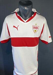 VfB Stuttgart Football Soccer Mens Shirt Home 2007/2008 Vintage Jersey Size S