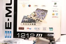 E-MU 1212m PCI Sound Card Interface