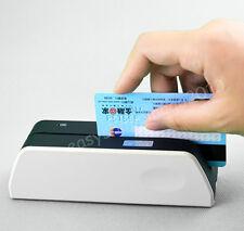 Powered By Usb Smallest Msr09 Magnetic Stripe Card Reader Writer Encoder Grey