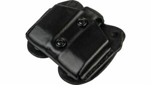 Double Magazine Pouch/Case/Holder for Glock 17/19/22/23/31/32/34/35 (9mm/40 Mag)