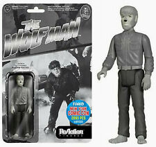 Funko x Super7 Wolf Man B/W ReAction Posable Figure NYCC Excl Ltd Ed of 2000 NEW