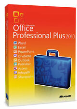 Office Professional Plus 2010- W/scrap, Genuine, Lifetime Key 100% ORIGINAL