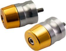 ZETA GOLD BAR END PLUG Fits: Yamaha FJR1300AE,VMX1700 V-Max,YZF-R1,YZF-R6,FJR130