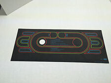Tron Willis Replacement Game Arcade CPO Control Panel Overlay NOS