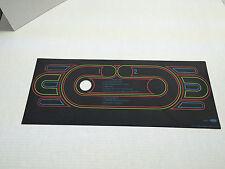 Tron Willis Replacement Game Arcade CPO Control Panel Overlay NOS