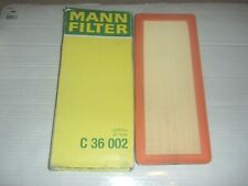 BRAND NEW MANN C36002 AIR FILTER BMW MINI COOPER CITROEN C4 PEUGEOT 207 308 3008