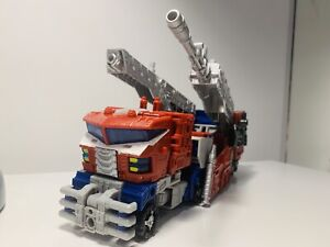 Transformers Siege WFC WFC-S40 GALAXY UPGRADE OPTIMUS PRIME Leader Class