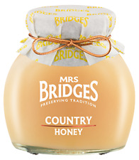 Luxury Mrs Bridges Country Honey 340g - Made in the UK