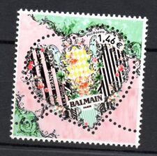 TIMBRE 5119 NEUF XX  - Timbre cœur - Balmain - Rose