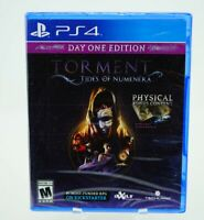 Torment Tides Of Numenera: Playstation 4 [Brand New] PS4