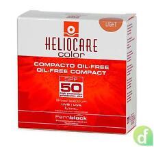 Heliocare Compacto Oil-Free Light SPF 50, 10 g. - IFC