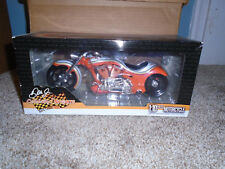 DALE EARNHARDT JR 1/10 SCALE TCX MOTORCYCLE LIMITED EDITION NEW....QM