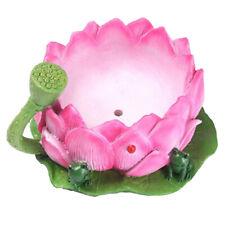 Resin Flower Pot Succulent Bonsai Planter Home Garden Decor Ornament