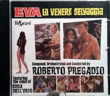 EVA LA VENERE SELVAGGIA - CD Soundtrack OST - Roberto Pregadio