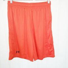 Under Armour Orange  Mens Shorts  Medium