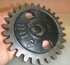 MAGNETO GEAR for an 12hp? ASSOCIATED or UNITED 4 Bolt Mag Gas Engine Part No BUG