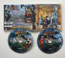 Escape from Monkey Island - PC CD-ROM Computer Game LucasArts Secret Fun!
