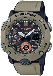 Casio G-Shock Carbon Core Guard Watch GA2000-5A / GA-2000-5A