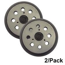 """Random Orbit Sander Hook & Loop Pad 5"""" Makita 743081-8 324-209 2/PACK - RSP27-K"""