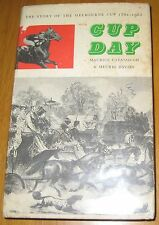 Cup Day -story of the Melbourne Cup 1861-1960 Cavanough & Davies 1960 1st ed