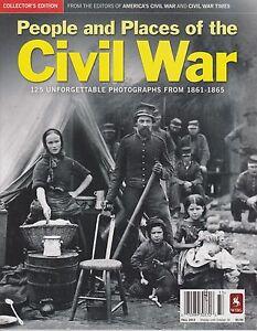 Gens Et Lieux De The Guerre Civile Revue Tomber 2013, COLLECTOR'S Edition