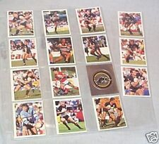1993 SELECT RUGBY LEAGUE STICKERS - PENRITH PANTHERS