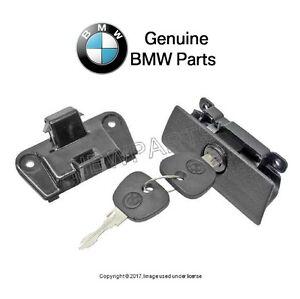 For BMW E21 E23 E24 E28 E30 Glove Box Lock w/ Key Genuine 51-16-1-962-654