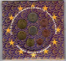 BU France 2002 scellé des monnaies de Paris